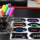 Highlighter Liquid Chalk Pen Marker für Glas Windows Tafel Tafel