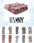 VCNY Home Ultra Soft & Plush Oversized Fleece Throw Blankets - Assorted Styles