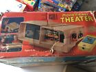 1977 Vintage Fisher Prive Movie Viewer Theater w/ BOX (Working)