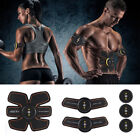 Smart Stimulator Training Abs Fitness Gear Muscle Abdominal Toning Belt Trainer image