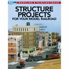 Kalmbach 12478 Model Railroader Book: Structure Projects for your Model Railroad