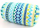 Best Blue Wave Soft Pillows - Micro Bead Roll Bed Cushion Neck Head Soft Review