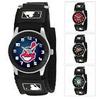 Game Time MLB Baseball Rookie Black Juniors Cuff Unisex Team Watch MTO