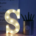 Alphabet Light Up Letter Led White Letters Standing Numbers