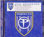 JAN JOHNSTON SILENT WORDS CD SINGLE. EXTREMELY RARE, 6-TRACK VERSION. BRAND NEW!