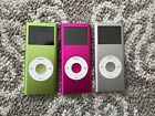 Apple iPod nano 2nd generation 2GB/4GB Grade A/B/C