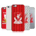 OFFICIAL LIVERPOOL FOOTBALL CLUB RETRO CREST GEL CASE FOR APPLE iPHONE PHONES