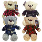 Pyjama Buddies Novelty Heatable Lavender Scented Super Soft Cuddly Teddy Bear