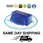 OEM Bluetooth Mini ELM327 V2.1 OBD II OBD2 Auto Car Diagnostic Interface Scanner