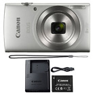 Canon PowerShot IXUS 185 Elph 180 20MP Digital Camera Black Red or Silver