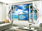 3D Seagull Sky 568 Wallpaper Murals Wall Print Wallpaper Mural AJ WALL AU Lemon
