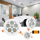 LED Recessed Downlight Ceiling Light 30W 35W 40W 220V Cool White + Driver Lamps