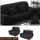 1 2 3 Seater Stretch Chair Sofa Slip Loveseat Couch Protect Full Cover Slipcover