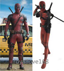 Deadpool Costume Men Boy Adult Kids Jumpsuit Superhero Halloween Cosplay Zentai