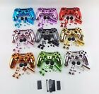 Chrome Skin Housing Shell Case Cover For Sony PlayStation 4 PS4 Controller #riZn