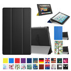 Moko Auto Wake/Sleep Leather Cover Stand Case For Amazon Fire HD 10 (2017) 10.1