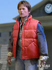 Screen Accurate Down Vest, BACK TO THE FUTURE, Marty McFly, Michael J. Fox