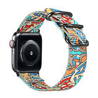 Genuine Leather Strap Wrist Bands for Apple Watch Series 3 Series 2 / 1 All 38mm