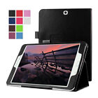For Samsung Galaxy Tab S2 9.7 Perceptive Folio Leather Magnetic Protective Case Cover