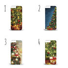 Christmas Tree hard plastic phone  Cover Case iPhone / Samsung All models