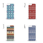 Colourful Christmas Sweater plastic phone  Cover Case iPhone Samsung All models