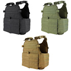 Condor MOPC MOLLE Operator Plate Carrier Vest Body Armor Chest Assault Rig