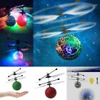 RC Flying Ball, Colour Crystal Flashing LED Light Flying ball RC Toy RC infrared