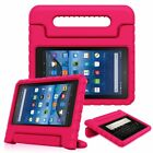 Children EVA Case Cover with Carrying Handle Stand For Fire 7 2017 Fire 7 2015