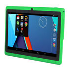 "NEWEST 7"" INCH KIDS ANDROID 4.4 TABLET PC QUAD CORE HD WIFI CHILD CHILDREN"