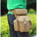 Men Fashion Hip Leg Bag Motorcycle Rider Tactical Military Belt Waist Pack GIFT
