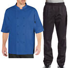 Внешний вид - Chef Code Bundle Pack, Cool Breeze Chef Coat and Elastic Waist Chef Pants