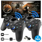 joysticks pc - 2.4G Wireless Gaming Controller Gamepad Joystick for Android Tablets Phone PC TV