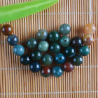 HP2096 8mm 25Pcs Indian Agate Ball Loose Beads