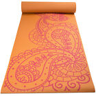 "Внешний вид - Fit Spirit 3mm 1/8"" Inch Thick Premium Printed PVC Yoga Mat for Fitness Exercise"