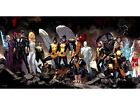 Angel Jean Cyclops Iceman All New X-Men #1 Marvel Comic Book Cover Art on Canvas