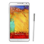 Samsung Galaxy Note 3 III N900A  AT&T Unlocked  GSM Phone Shadow LCD LN