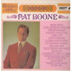 PAT BOONE Golden Hits LP VINYL UK Dot 15 Track (Slpd504)
