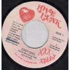 """FRED BRYAN AND THE ALL STARS Keep Cool 7"""" VINYL Jamaica Love Link B/W Version"""