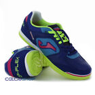 Scarpe calcetto Joma - Top Flex 605 Blue / Navy Indoor