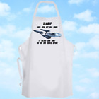 Personalised Star Trek Enterprise Baking Cooking Apron Ideal Unique Gift Sci-Fi on eBay