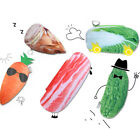 Lovely Vegetable Stationery Pencil Case Pen Purse Cosmetic Storage Bag JR