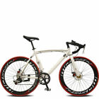 Sports Bike Road Bike Cycling 26 Inch SHIMANO TX30 Double Disc Brake US SHIP