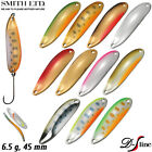 Smith D-S Line 6.5 g 45 mm Trout Spoon Assorted Colors