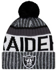 NEW ERA 2017-18 SPORT KNIT NFL Onfield Sideline Beanie Winter Pom Knit Cap Hat