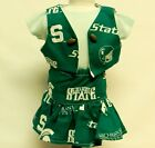 Michigan State Spartans Outfit For 18 Inch American Grl Doll