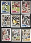 2017 PANINI CLASSICS FOOTBALL - STARS, HOF, ROOKIE RC'S - WHO DO YOU NEED!!! $0.99 USD
