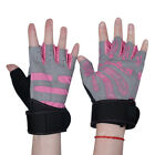 Workout Weight Lifting Gym Dumbbell Training Half Finger Fitness Exercise Gloves