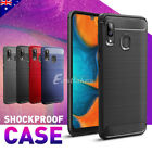 Samsung Galaxy A5 J5 2017 J2 Pro S9 Shockproof Soft TPU Heavy Duty Case Cover