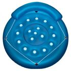 (OS, Blue) - FPoolmaster rench Pocket Convertible Island Inflatable. Best Price