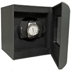 Spin R R2 App Controlled Grey Auto Watch Winder for iPhone & Droid Smart Phones